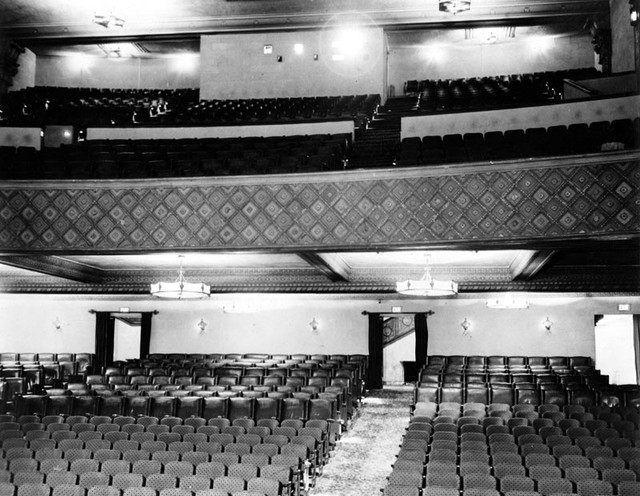 Fox Ritz Theatre auditorium