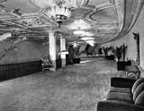 RKO Hillstreet Theatre mezzanine area