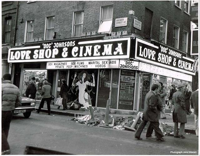 'Doc' Johnsons Love Shop & Cinema