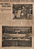 1914 opening news courtesy of Patrick Tatro.