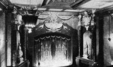 Fox West Coast Theatre proscenium