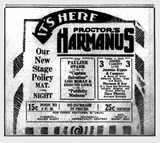 Proctor's Harmanus Theatre