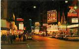 1961 Postcard front.