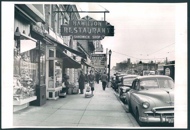 1950 photo via Kellie Floyd.