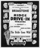 1950 print ad courtesy of Phil James.