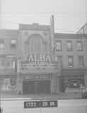 Alba Theatre 1940s tax photo