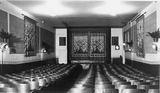 Lyric Theater Interior in 1938.