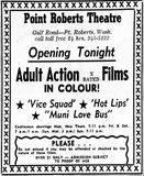 Point Roberts Theatre