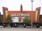 Hollywood USA Marquee and Front.
