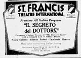 St. Francis Theatre & Baronet Theatre