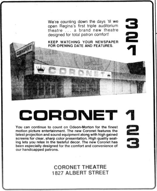 Coronet Cinemas