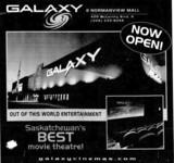 Galaxy Cinemas Regina