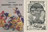 Davenport High vs. Chicago Tilden Tech Football Program - September 20, 1946