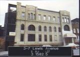 Lewis Theatre 1980s Tax Photo