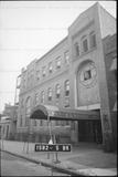 Lewis Theatre 1940s Tax Photo