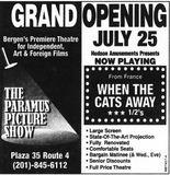 Paramus Picture Show