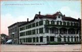 1910 postcard courtesy of Kim Bain.
