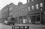 Public Palace Theatre 1940s Tax Photo