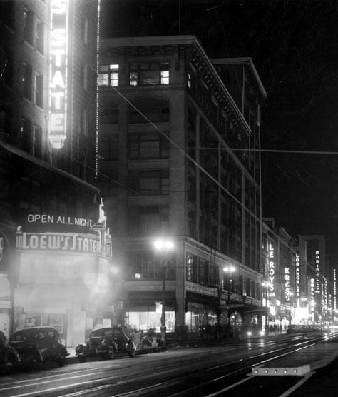 Loew's State Theatre exterior