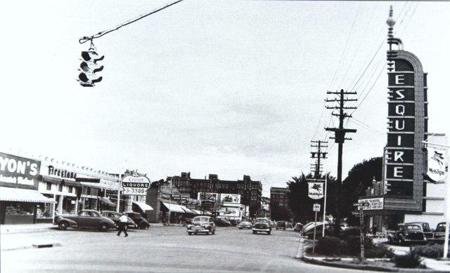 Circa 1949 photo credit and courtesy The Dallas Morning News.