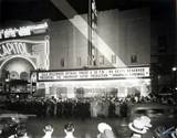 1935, Capitol to the left of the Rialto.
