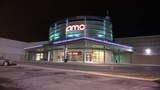 Updated signage with AMC branding.