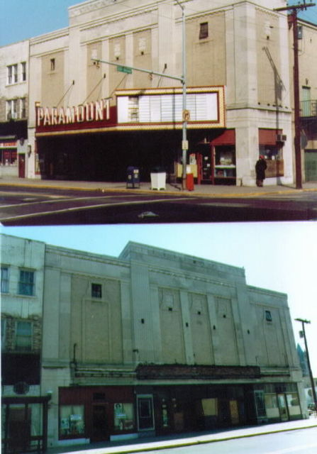 Paramount Theater, 33rd and Washington Ave, Newport News, Va