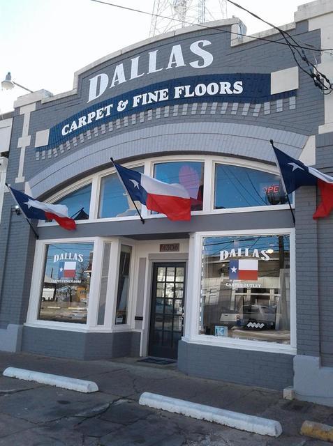November 2018 photo credit Dallas Carpet Outlet & Fine Floors.