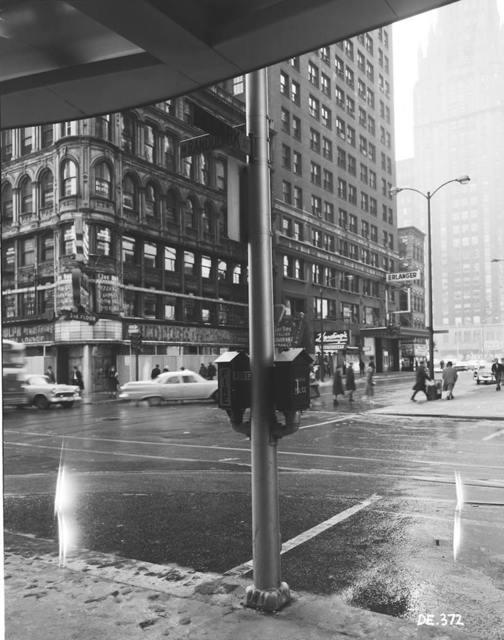 1962 photo prior to demolition.