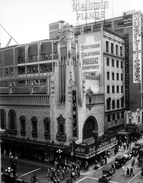 Tower Theatre exterior