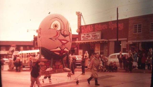 Thanksgiving Day Parade 1960