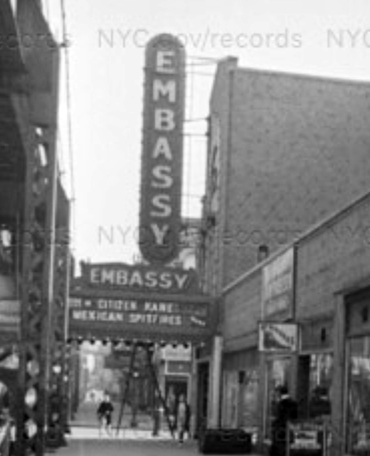 Embassy Theatrer