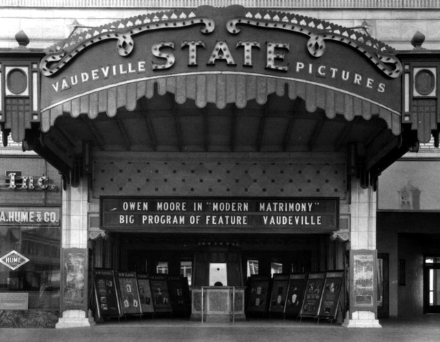 State Theatre exterior
