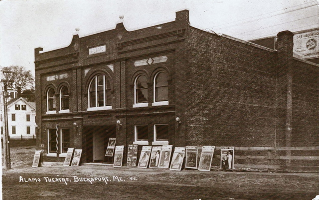 1916 Alamo Theatre