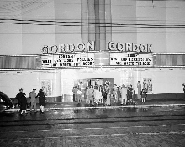 Another View Gordon Theatre