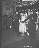 NYC ROXY Theartre - Prince Valient 1954 premiere celebration