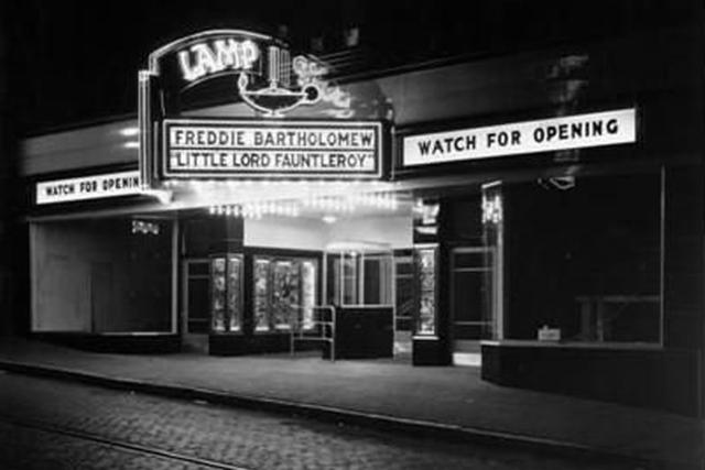 Lamp Theatre, circa 1936