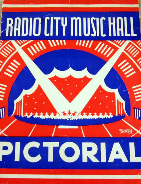 Radio City Music Hall program