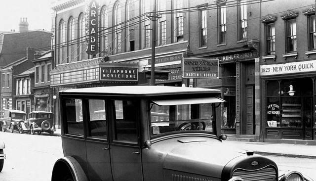 1921 photo via Donna Gutton.