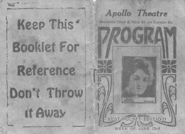 Circa 1919 image courtesy of Lynn Skaggs Davis.