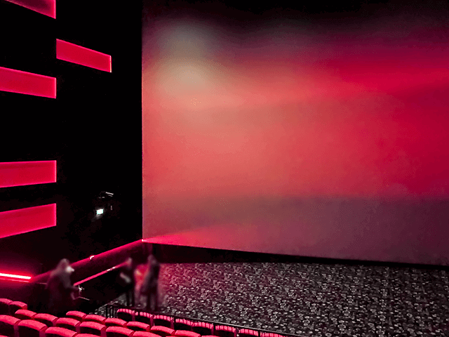 Cineworld Watford - IMAX Auditorium.