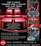 AMC Market Arcade 8