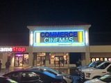 Commerce Cinemas Entrance