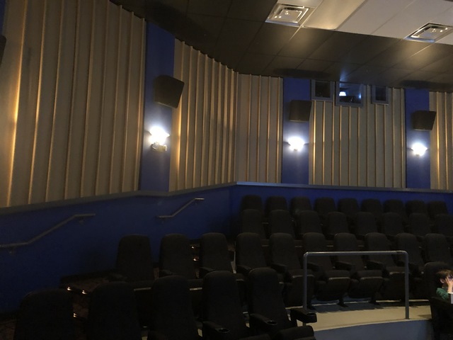 Commerce Cinemas Auditorium #4