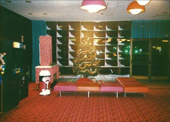 Lobby Left Side
