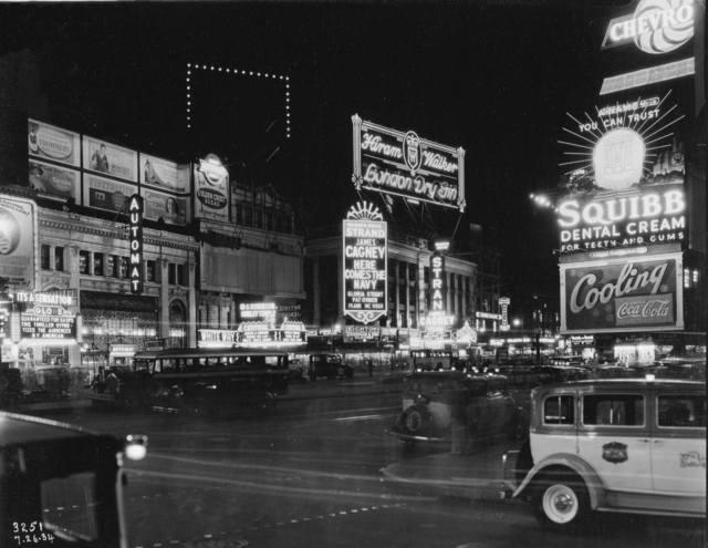 As the Central 1934 photo via Dustin Carpenter.