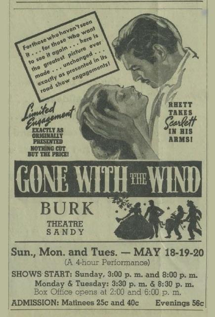 Burk Theatre