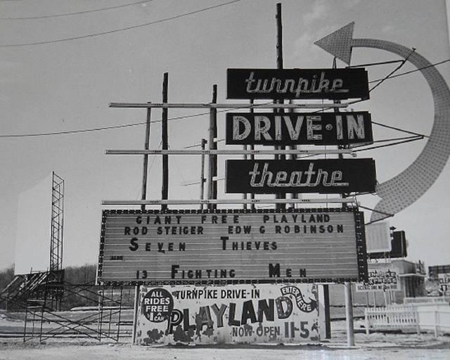 Circa 1960 photo credit Vintage East Brunswick Facebook page.