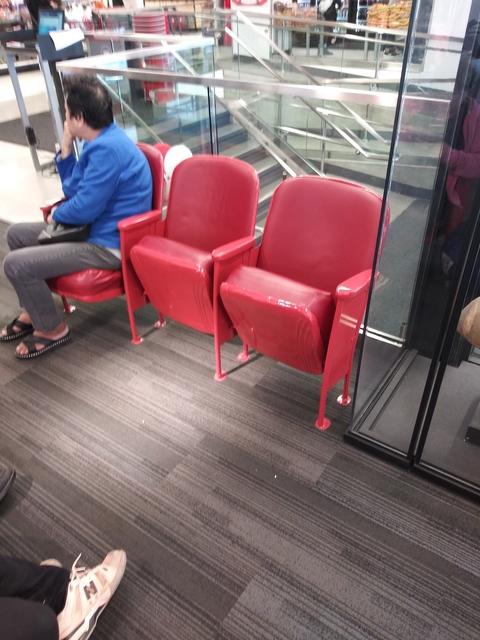 Walker Seats