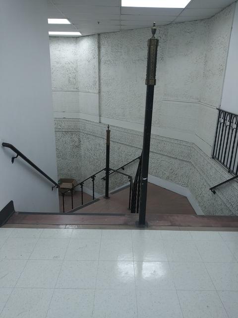 Loew's Oriental Staircase